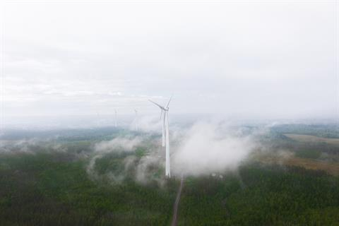 Finland's Ilmatar Energy ready to build 216MW wind complex