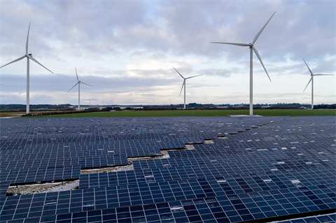 Plans unveiled for 50GW wind and solar to green hydrogen