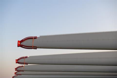 Siemens Gamesa 'makes first fully recyclable wind blades'