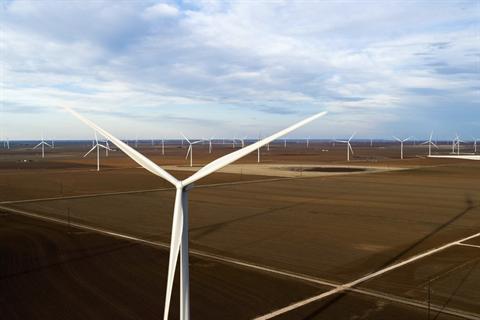 Ørsted starts building 500MW-plus wind-solar hybrid in US