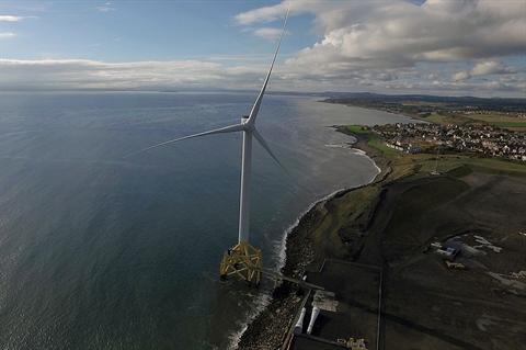 Samsung receives DNV nod for large offshore wind floater