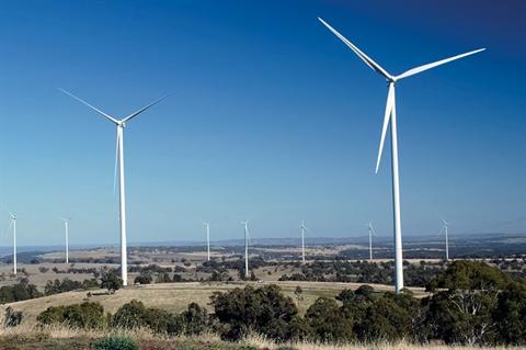 New era brings wind power developers to Australia