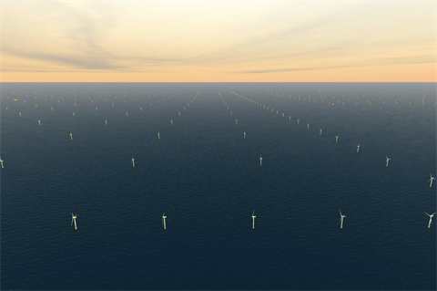 RWE launches construction for 1.4GW Sofia offshore wind farm