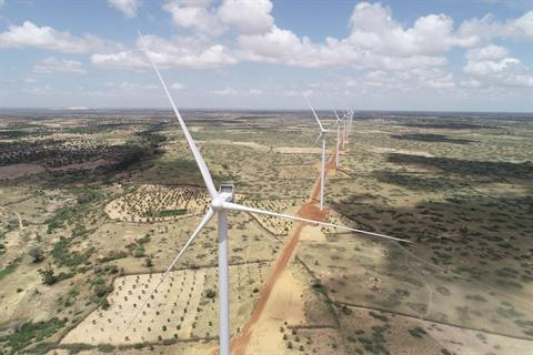 Lekela plans battery storage at wind farm in Senegal