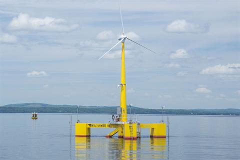 Maine bans offshore wind development in state waters