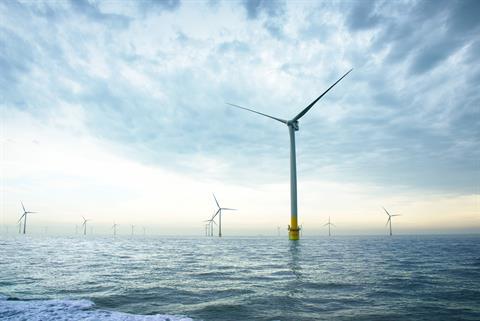 Chemicals giant BASF buys into Hollandse Kust Zuid wind farm