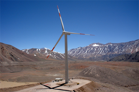 Four wind farms cancelled in Argentina under new rules