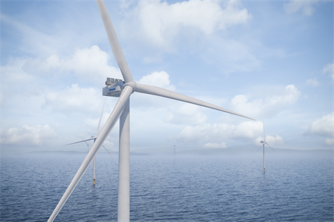 Vestas launches new 15MW offshore wind turbine with 236-metre rotor