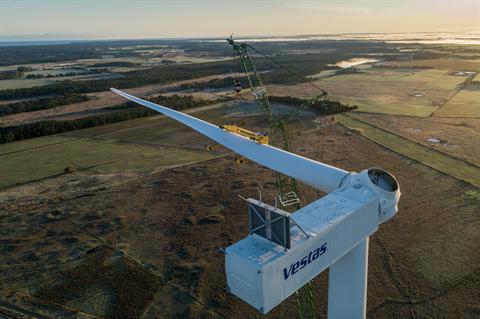 Vestas clinches 372MW Ukraine wind turbine order