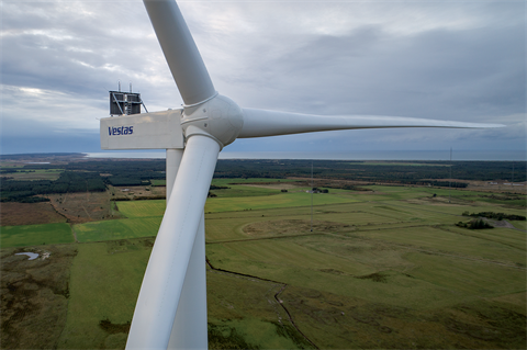 Vestas secures large turbine orders in Brazil and Ukraine