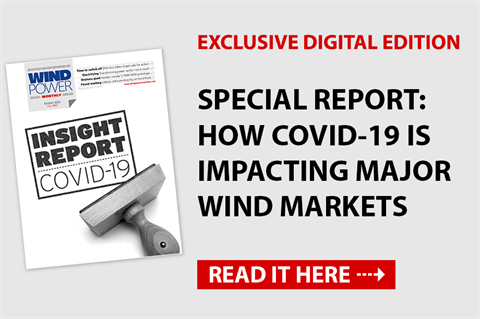 October 2020 issue of Windpower Monthly