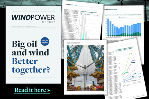 Read the August 2021 edition of Windpower Monthly online now