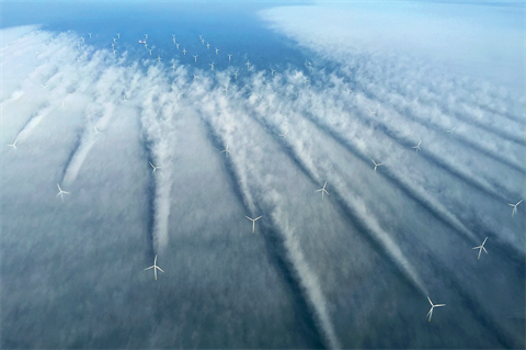 Offshore wind clusters 'to lower energy production' – study