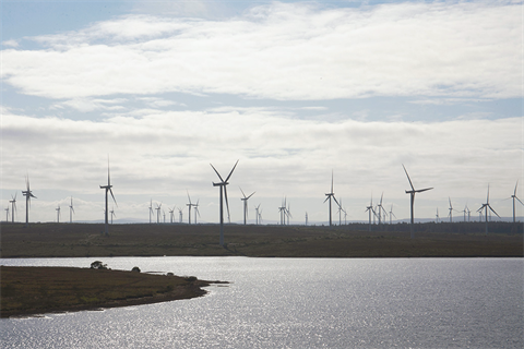 Iberdrola to make green hydrogen at Whitelee wind farm