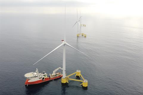 Falck and BlueFloat Energy eye Scottish offshore wind