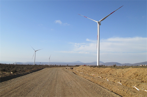 AES signs up partner for Chilean wind pipeline
