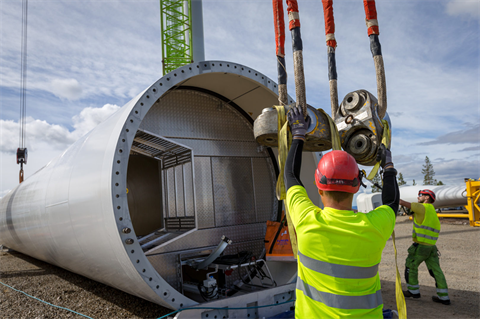Half a million workers in wind will need training by 2025