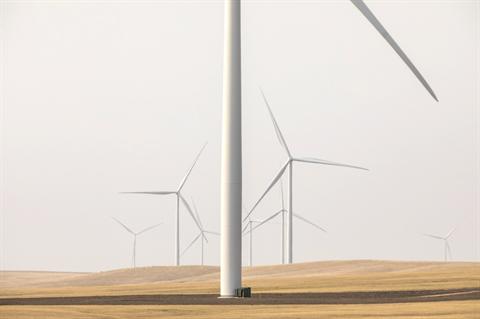 Wind power boom in the Americas defies pandemic
