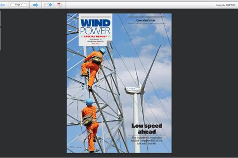 Low wind sites - Special report