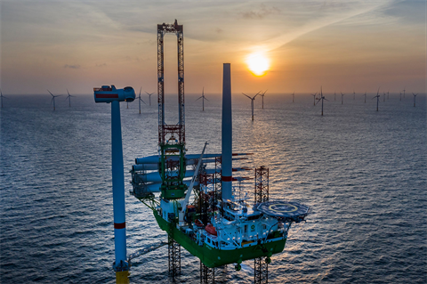 Belgium builds on early entry into offshore wind sector