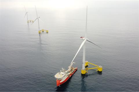 Spanish JV plans 1GW floating wind farm off Catalan coast
