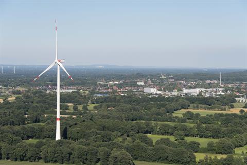 Nordex cheered by flurry of German wind orders