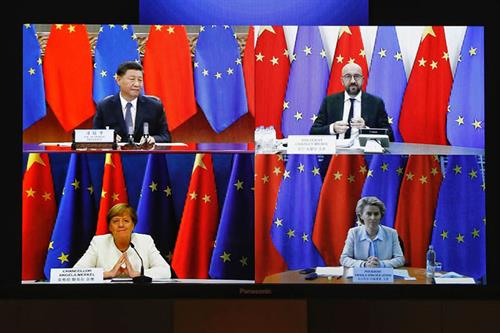 Boost for EU climate diplomacy after China signals net-zero ambition