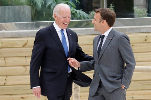Blog: Trans-Atlantic climate credibility on the line as Brussels locks down for Biden