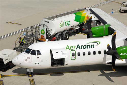 Commission moots more support for sustainable jet fuel