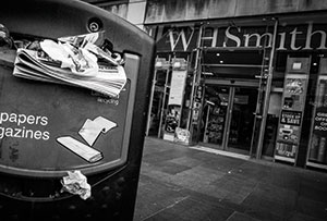 The dismal decline of WHSmith