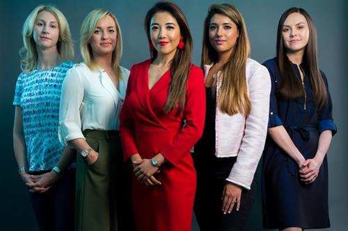 35 Women Under 35 2019: The profiles