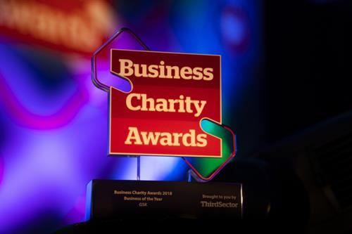 Is your company doing outstanding charity work?