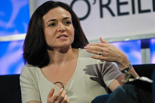 Sheryl Sandberg warns of harassment backlash against women