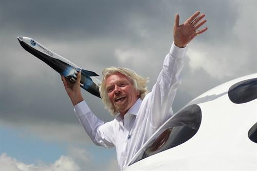 Richard Branson vs Willie Walsh: Planes, egos and a knee in the groin