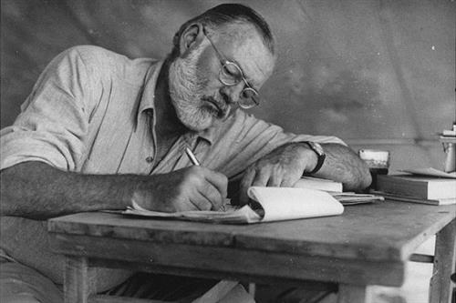 What Ernest Hemingway taught me about business