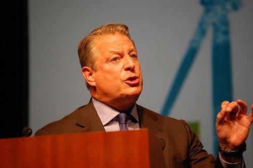 Al Gore vs capitalism