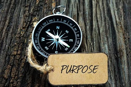 Why you should wake up to the power of purpose