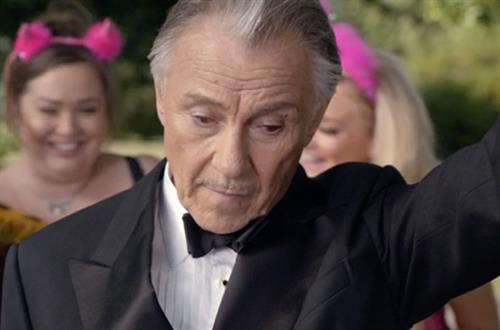 Direct Line, Harvey Keitel and the beauty of simple ideas