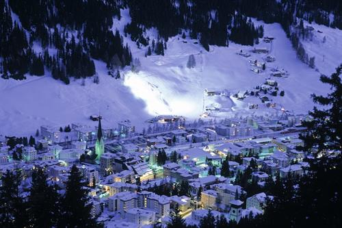 Message to Davos: Don't blame lack of trust on 'society'