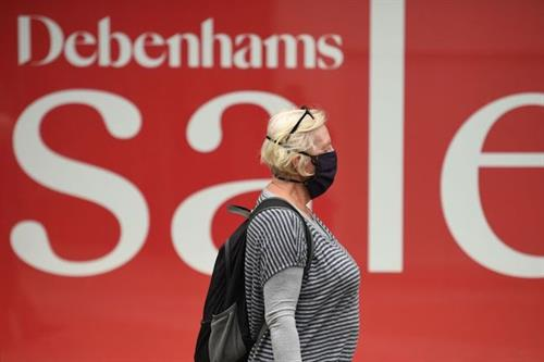 What went wrong at Debenhams?