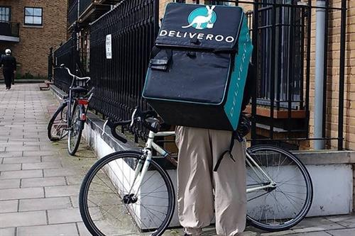 Of course Deliveroo's losing money