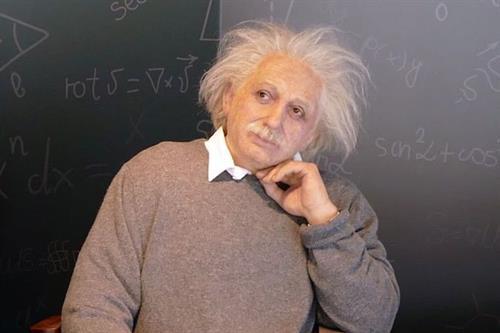 Albert Einstein's problem-solving technique (easy version)