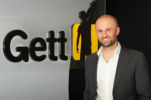 Gett CEO Matteo de Renzi: 'If we don't keep on changing, we die'