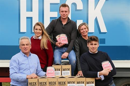 5 minutes with... Andrew Keeble, founder of Heck