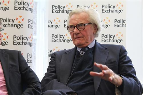 Lessons in winning a contract from Michael Heseltine