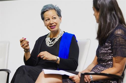How Jacqueline de Rojas became the UK's titan of tech