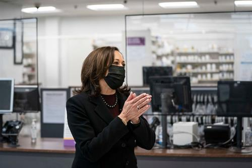 6 leadership lessons from Kamala Harris