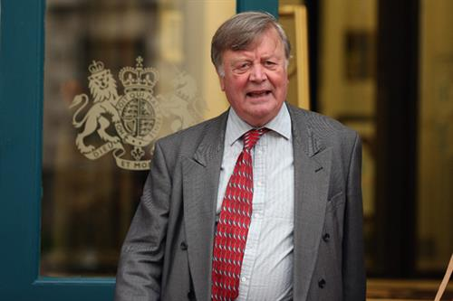 Ken Clarke exclusive: Boris vs Thatcher, never admit mistakes, handling stress