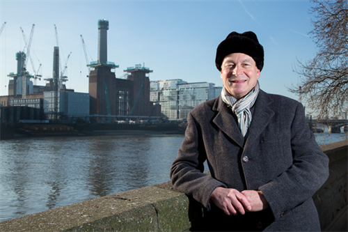 The man who made London 2012 the safest Olympic build on record