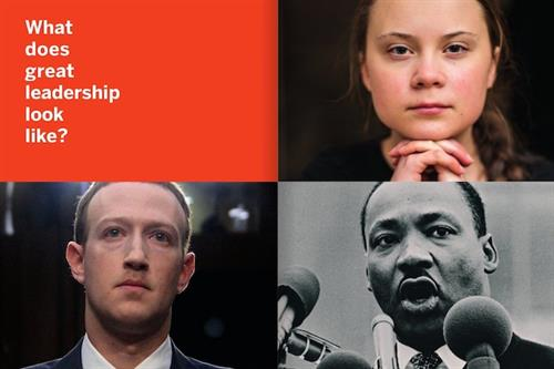 The art of leadership: From Marcus Aurelius to Martin Luther King